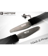 DISC.. Carbon fiber prop 10x3.3 (2pc)