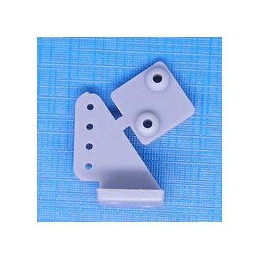 Control horns : L20×W15.8×H11.52(4 holes)