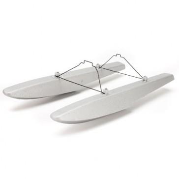 Schwimmer Set mit Zubehör UMX Carbon Cub SS