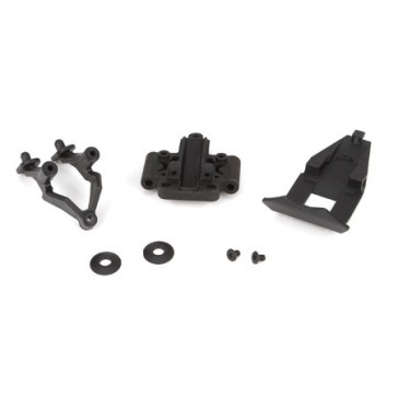 Front Pivot, Bumper & Wing Stay: 22-4