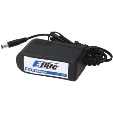 6V: 1.5 Amp AC/DC Power Supply: EU