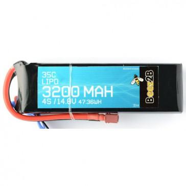 Batterie Lipo 4S 14.8v 3200mAh 35C (29 x 44 x 135mm - 359g)