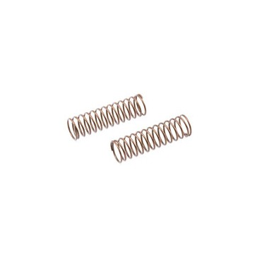 RC8 FRONT SPRING (82)BRONZE