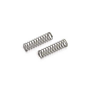 RC8 FRONT SPRING (70) KIT SILVER