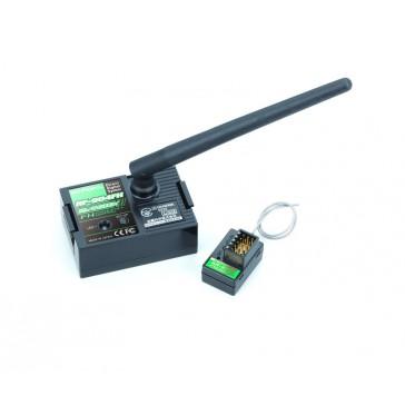 2.4GGHz FH-SS Rx Set RF904FH + KR411FH