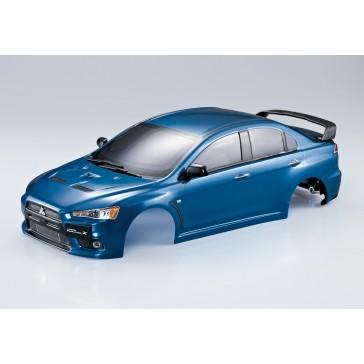 Mitsubishi Lancer Evo X 190mm, Metallic-blue, RTU all-in