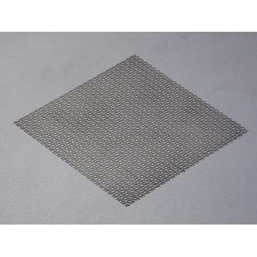 """Stainless Steel Modified Mesh Air Intake """"Type Hexagon"""""""