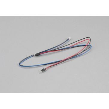 LED Unit Set (2 Blue LEDS   Diameter: 3mm)