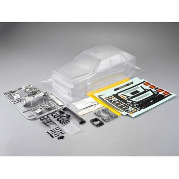 Lancia Delta HF Integrale, Clear Body, Kit all-in