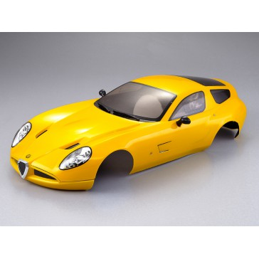 Alfa Romeo TZ3 corsa, Yellow, RTU all-in