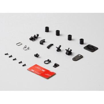 Hoes & grommets set (Die-cast alloy black)