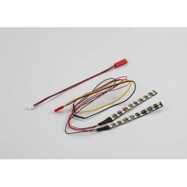 Chassis Light W/SMD LED Unit Set (36 Red LEDS)
