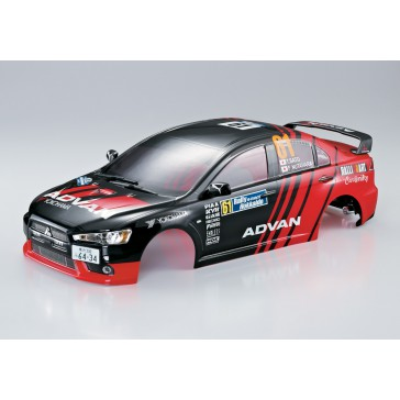 Mitsubishi Lancer Evo X 190mm, Rally-racing, RTU all-in