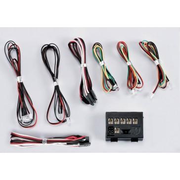 """LED Light Set """"1/7"""" w/Controller Box (10 LED's)"""
