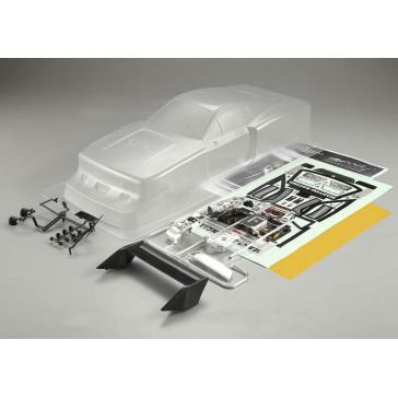 Lancia Beta Montecarlo, Clear Body, Kit all-in