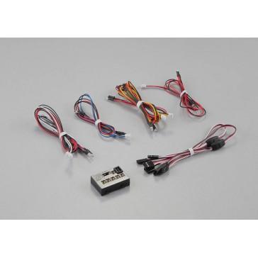 LED Unit Set w/Control Box (12 LEDS   Diameter: 3mm)