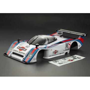Lancia LC2, Rally-racing, RTU all-in