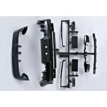 Mitsubishi Lancer Evo X, Accessories 1 (Wing, Spoiler, etc )