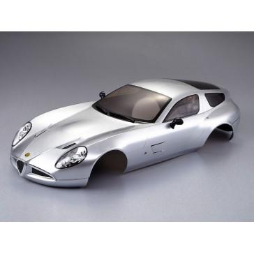 Alfa Romeo TZ3 corsa, Silver, RTU all-in