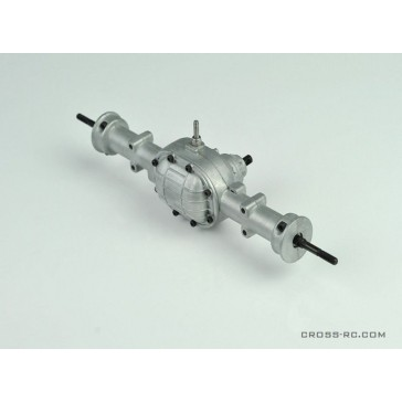 metal longer back axles for XC6, KC6, UC6