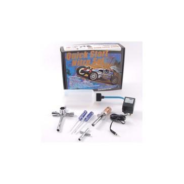 NITRO STARTER BOX w/2x Wrench s/drivers,starter,chgr,bottle