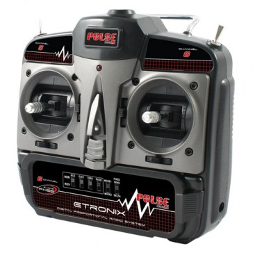 DISC.. Pulse 2.0 X6 6CH 2.4G FHSS Mode 2 Radio System