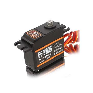 ES3005 - Waterproof Servo 0,14sec - 12kg - 39x19x4,9mm 43g