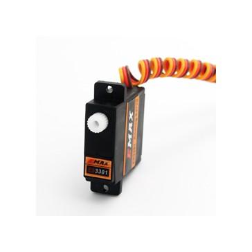 ES3301 - Analog Wing servo 0,10sec - 2,2kg - 23,17x9,17x24,05mm 10,6g