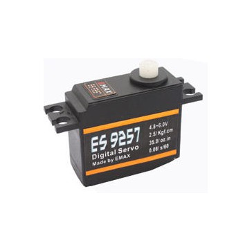 DISC.. ES9257 - Digital Servo 0,08sec - 2,5kg - 35x30x15mm 20g