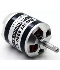 Brushless outrunner budget motor - 2210 (1560kv, 45g)