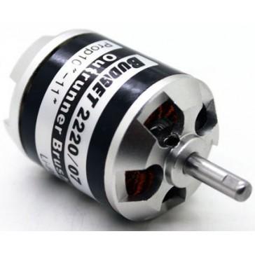 DISC.. Moteur Brushless Budget outrunner - 2210 (1560kv, 45g)