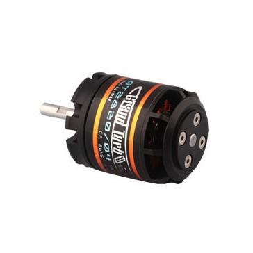Brushless outrunner motor -  GT2820-07 (850kv - 656w - 140g)