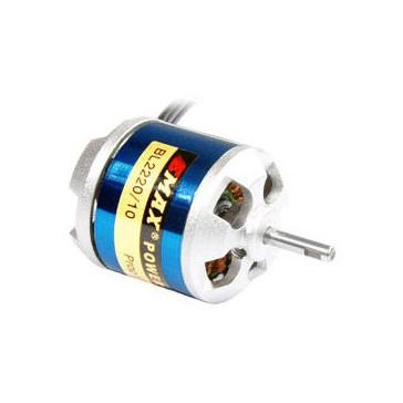 Brushless outrunner motor - BL2220-09 (850kv, 85g)