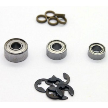DISC.. Accessorie for Brushless motor :  BL22 serie collar