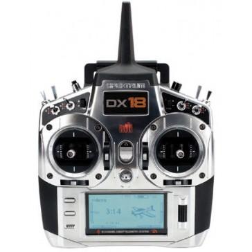 DISC..DX18 V2 TX w/ AR9020 RX, Mode 2 + extra AR9020