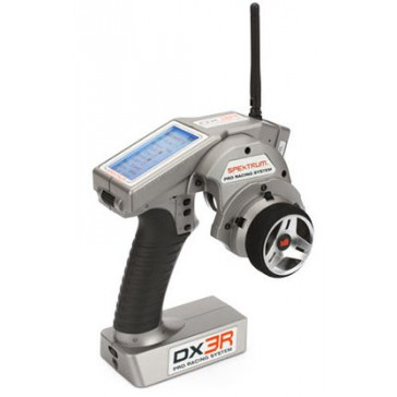 DISC..Radio DX3R Pro 3Ch DSM2  Transmitter Only