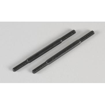 Wishb.thread rod/Push-Rod r./l.94mm,2pcs