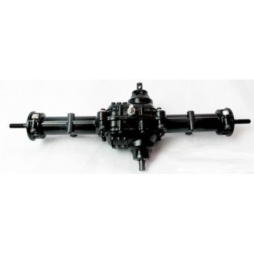 Middle axles