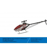 DISC.. X7 FES Helico Kit