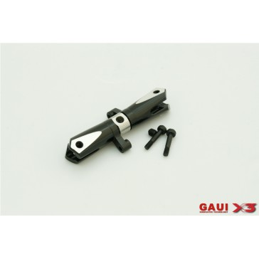 DISC.. X3 CNC Tail Rotor Grip Assembly