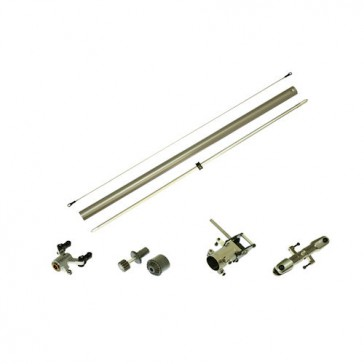 DISC.. H425 CNC Torque tube tail upgrade pack(for 425mm Blade)