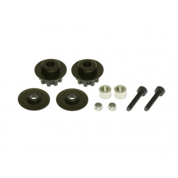 DISC.. X5 Front Pulley Set