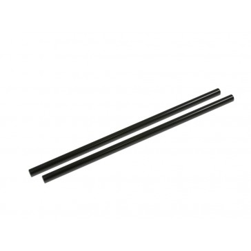 DISC.. X2 Black anodized Tail Booms Pack