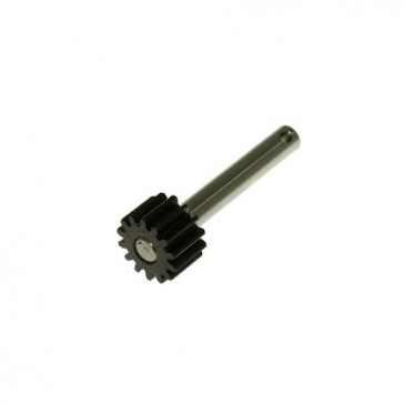 DISC.. Pulley Shaft with Steel Gear(14T)