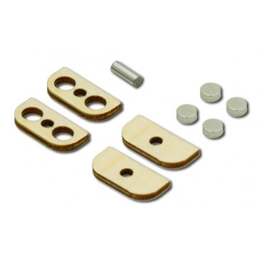 DISC.. Magnetic Canopy retainers