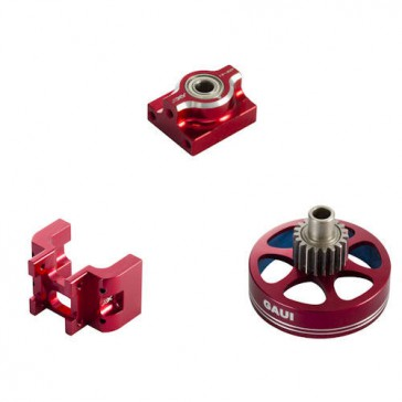 DISC.. NX4 19T Upgrade Kit (Red anodized)