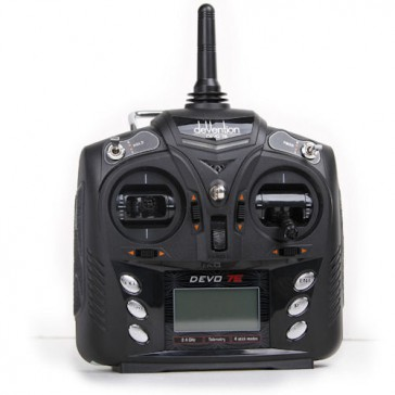 DISC.. Radio DEVO 7E TX only (Mode1)