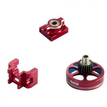 DISC.. NX4 20T Upgrade Kit (Red anodized)