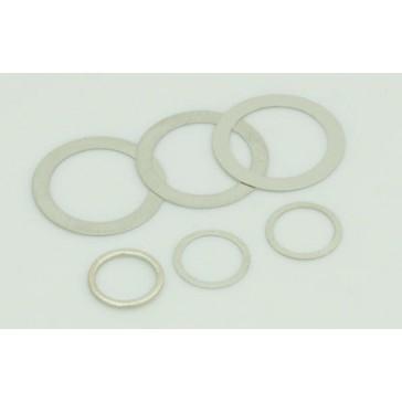 DISC.. X3 Main Gear Washers (W10.2x13.5x0.1W6.2x7.6x0.1& W6.2x7.6x0.5