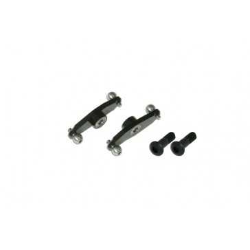 DISC.. X5 CNC Mixing Levers (Black anodized)